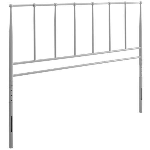 Afton Metal Stainless Steel Headboard
