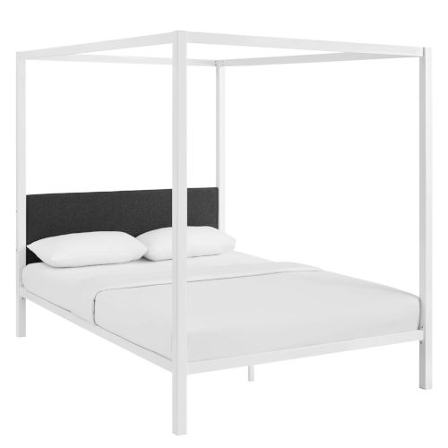 Selby Queen Canopy Bed Frame