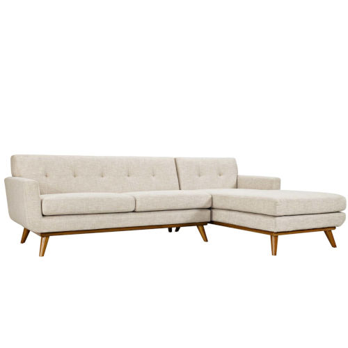 Nicollet Right-Facing Sectional