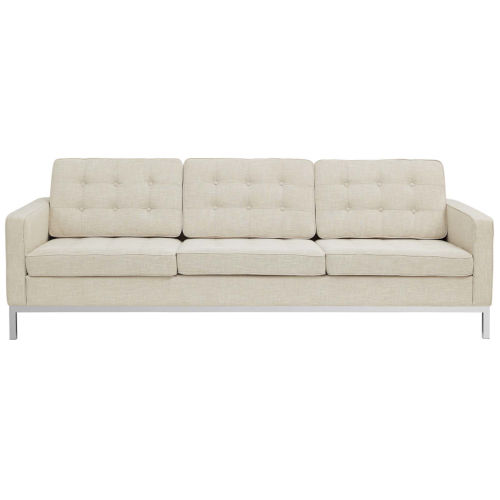 Linden Upholstered Fabric Sofa