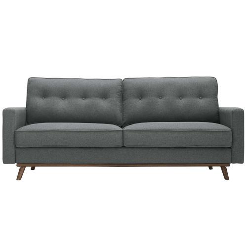 Loring Upholstered Fabric Sofa