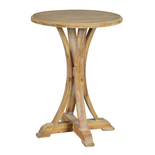 Willow Natural End Table