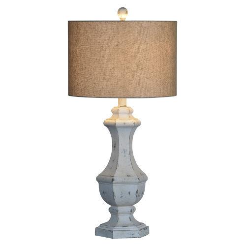 Charlotte Blue One-Light Table Lamp