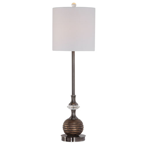Selby Bronze 33-Inch One-Light Table Lamp