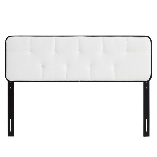Whittier 57-Inch Tufted Wood Full Headboard