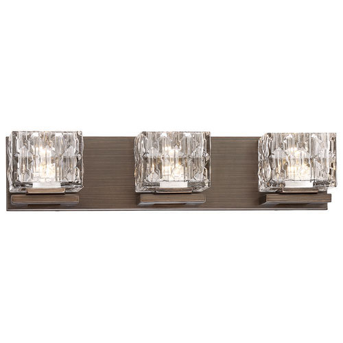 Cooper Metallic Bronze 20-Inch LED Bath Light