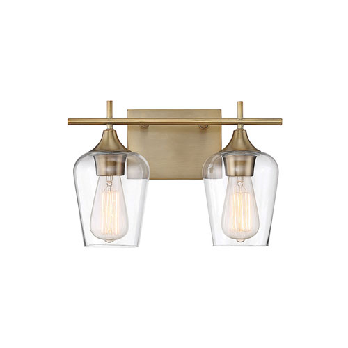 Bath Lighting, Vanity Lights & Bathroom Sconces | Bellacor