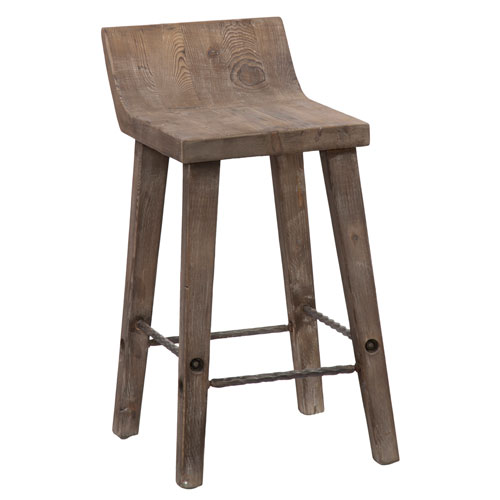 Piper Low Back Stool