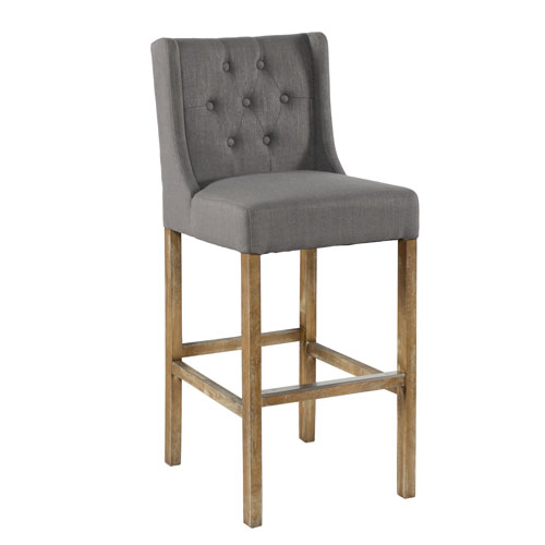 Maddy Tufted Stool