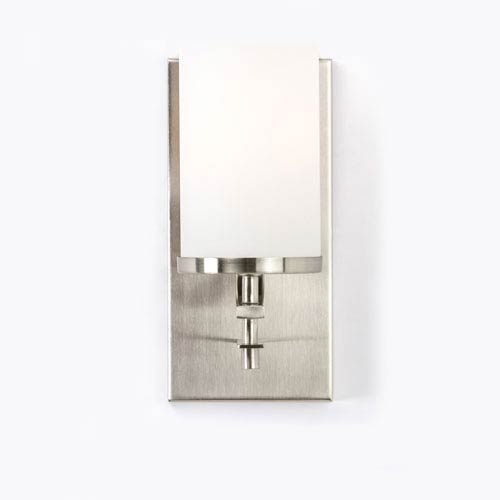 Nicollet Satin Nickel One-Light Wall Sconce