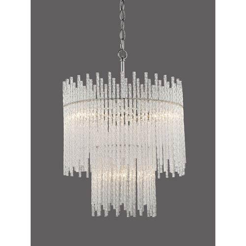 Vivian Polished Chrome Four-Light Pendant
