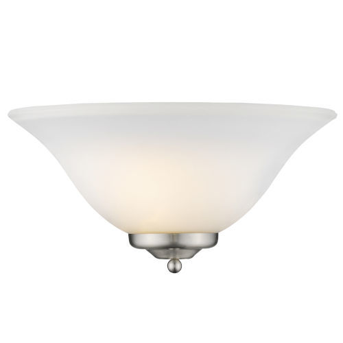 Lyndale Pewter One-Light Wall Sconce