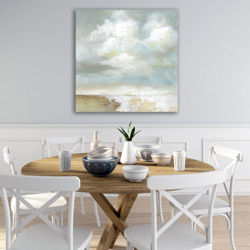 Cloudscape IV 24 In. x 24 In. Gallery Wrapped Canvas