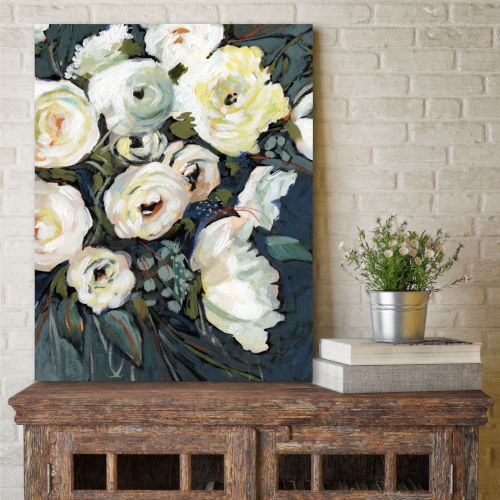 Milk and Honey II Gallery Wrapped Canvas