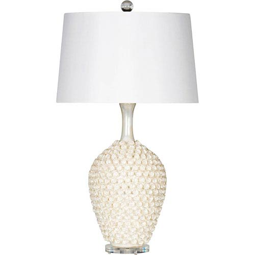 Cream Glaze One Light Seychelles Lamp