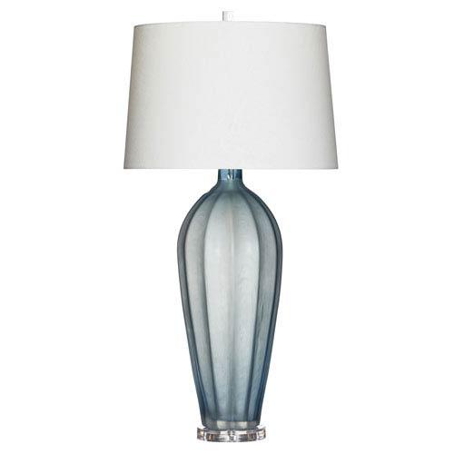 Bradburn Gallery Ocean Views Glass Table Lamp Gz 64176 Bellacor