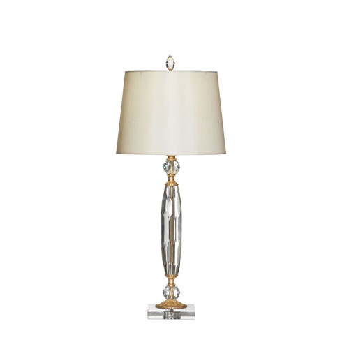 Madalene Crystal Table Lamp