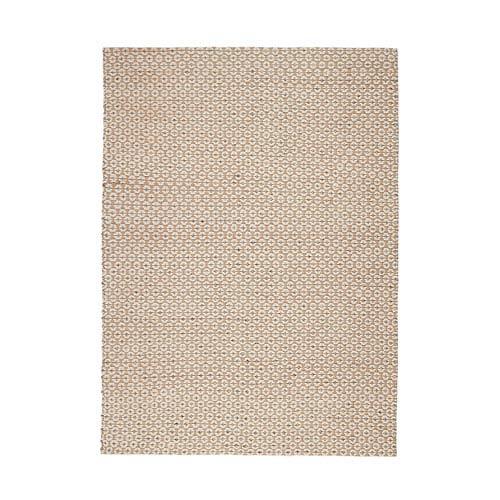 Perennial Wool and Jute Rectangular: 5 Ft. x 8 Ft. Area Rug