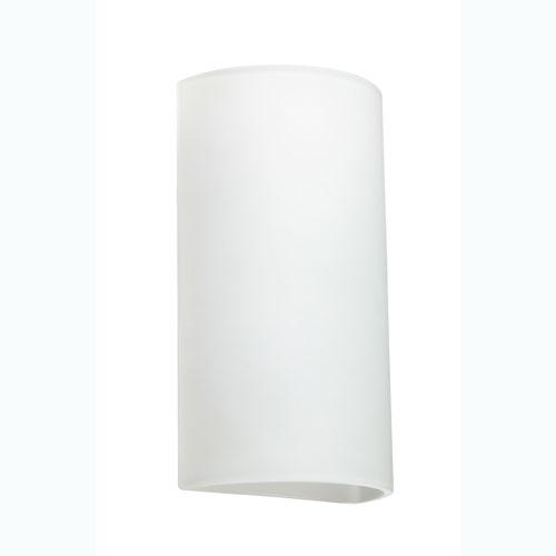 Opal Cylinder Sconce