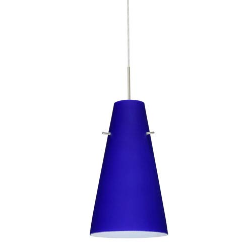 Cobalt Blue Light Fixture | Bellacor
