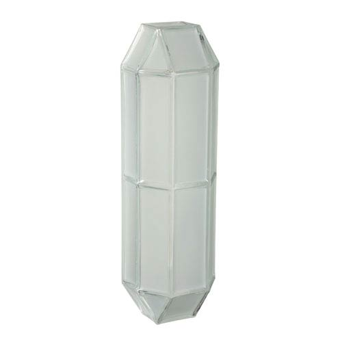 Prismo 16 Frost Two-Light LED Outdoor Wall Sconce