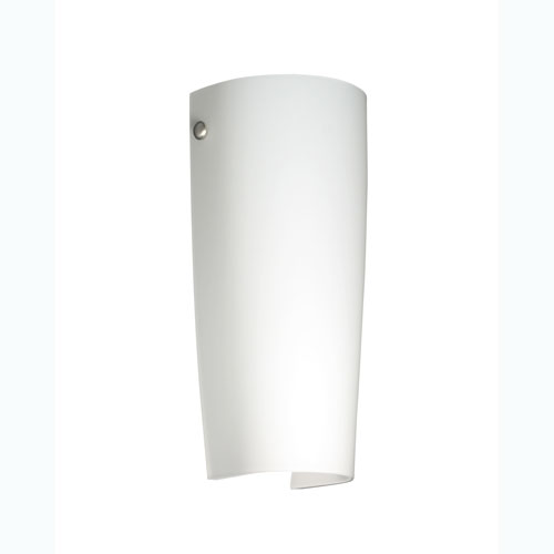 Besa Lighting Series 7041 Opal Matte Wall Sconce