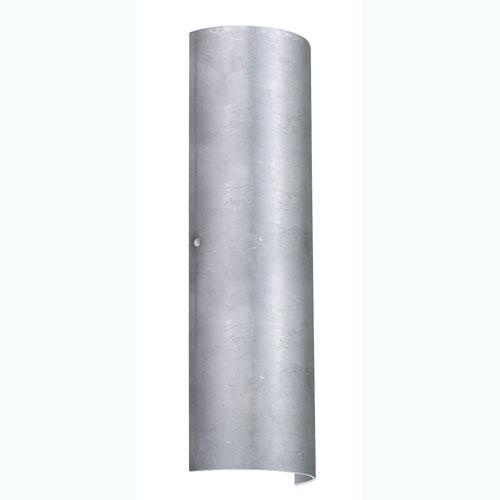 Besa Lighting Torre Silver Foil Satin Nickel Two-Light Sconce