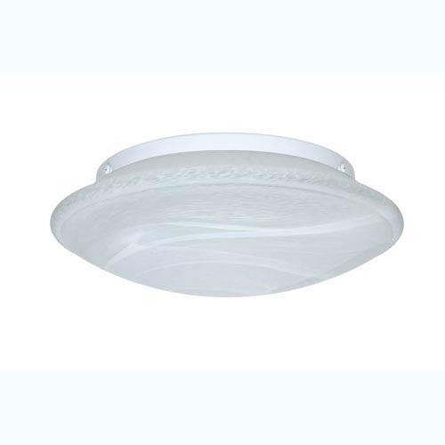 Series 943 Medium Marble Ceiling Light
