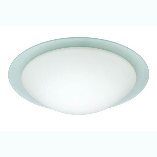 Series 977 Small Frost Trimed Ceiling Light