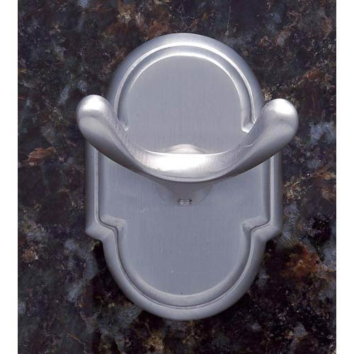 Chateau Pewter Double Robe Hook