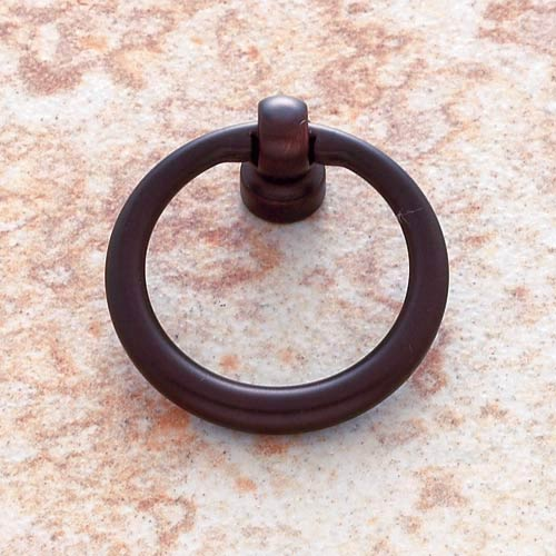 Old World Bronze Ring Pull