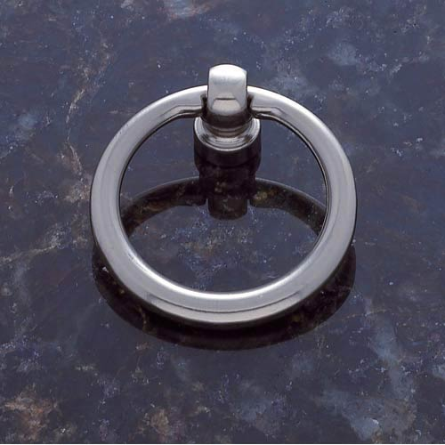 Satin Nickel Ring Pull
