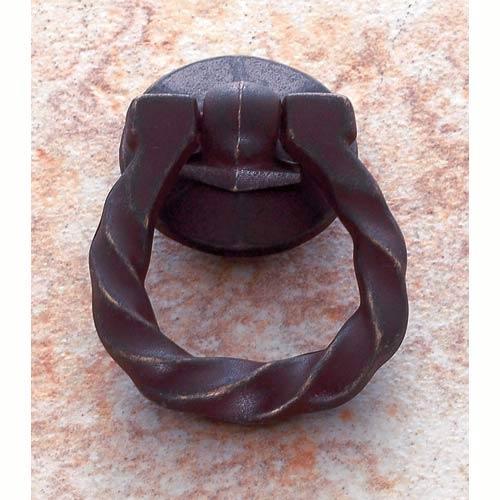 Rust Ring Pull