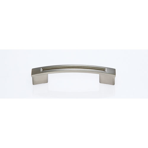 Satin Nickel Transitional Pull- 4 inches