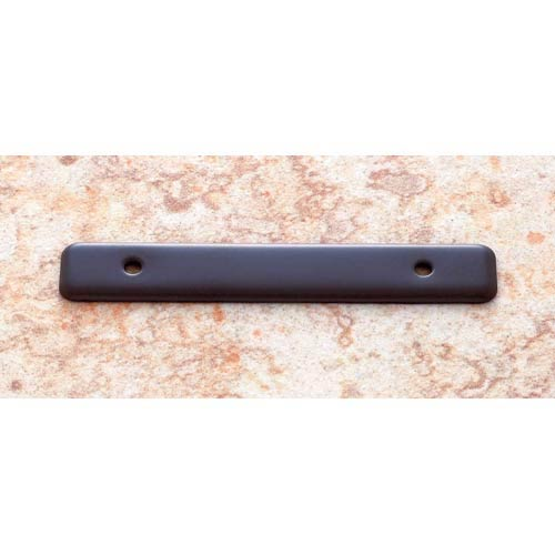 Oil Rubbed Bronze 3-Inch Back Plate