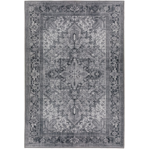 Amanti Steel Rectangular: 8 Ft. 6 In. x 12 Ft. 9 In. Rug