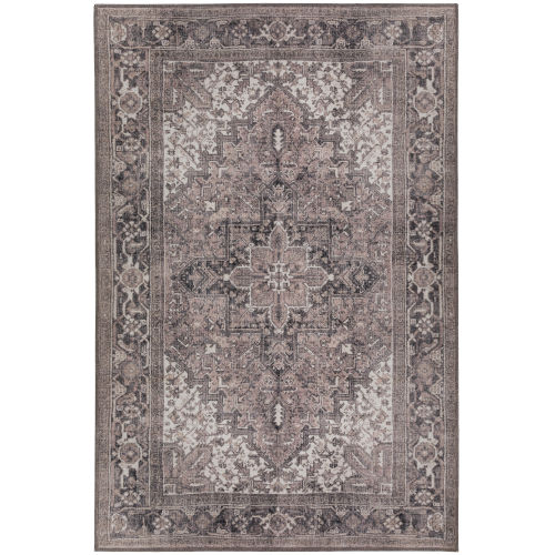 Amanti Taupe Rectangular: 1 Ft. 8 In. x 2 Ft. 6 In. Rug