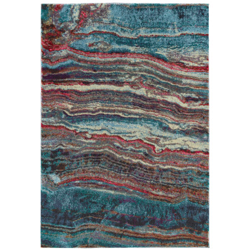 Formations Agate Rectangular: 7 Ft. 10 In. x 10 Ft. 7 In. Rug
