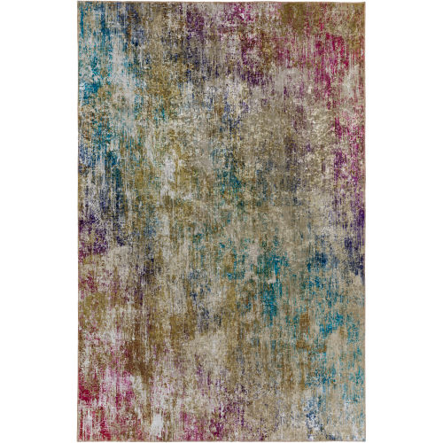 Nebula Celebration Rectangular: 5 Ft. x 7 Ft. 6 In. Rug