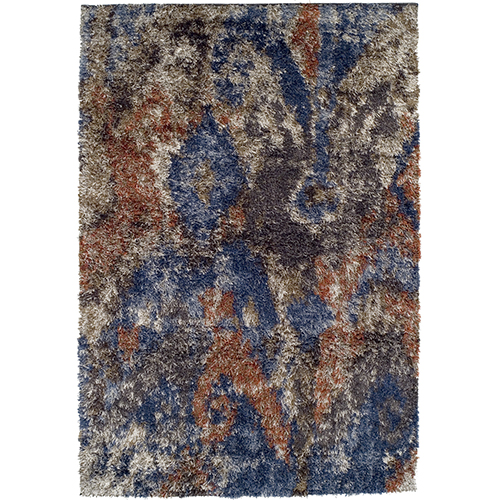 Dalyn Rugs Arturro Multicolor Rectangular: 3 Ft. 3 In. x 5 Ft. 1 In. Rug