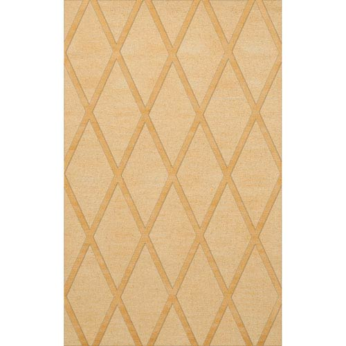 Dover DV11 Lemon Ice Rectangular: 3 x 5 Ft.  Area Rug