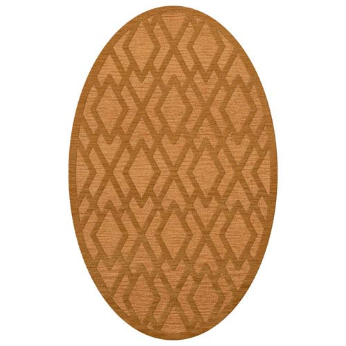 Dover DV1 Cornmaze Oval: 3 x 5 Ft.  Area Rug Product Image