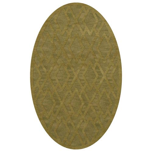 Dover DV1 Pear Oval: 3 x 5 Ft.  Area Rug Product Image
