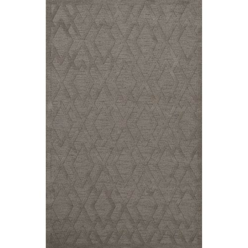 Dover DV1 Silver Rectangular: 3 x 5 Ft.  Area Rug Product Image