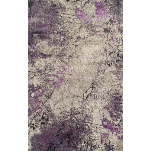 Rossini Orchid Rectangular: 9 Ft. 6-Inch x 13 Ft. 2-Inch Rug