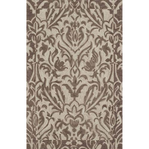Dalyn Rugs Studio Khaki Rectangular: 3 Ft. 6-Inch x 5 Ft. 6-Inch Rug