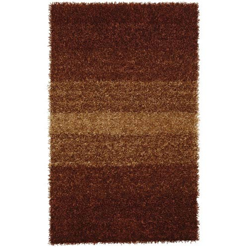 Spectrum Paprika Rectangular: 3 Ft. 6-Inch x 5 Ft. 6-Inch Rug