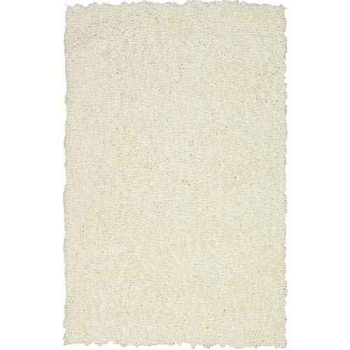 Utopia Snow Rectangular: 3 Ft. 6-Inch x 5 Ft. 6-Inch Rug