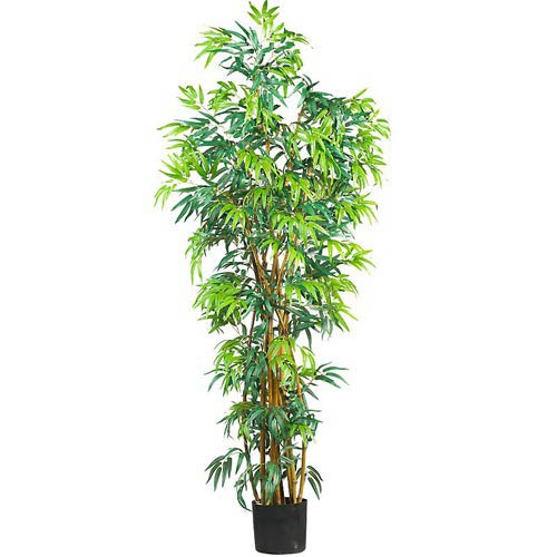 6-Foot  Fancy Style Bamboo Silk Tree