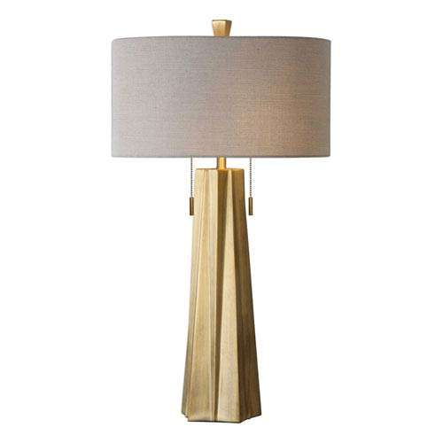 Maris Gold Table Lamp